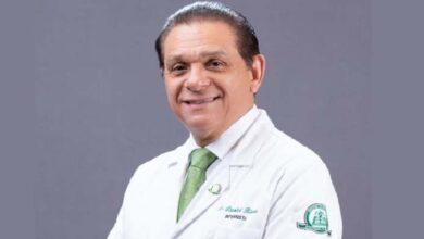 Daniel Rievera, Ministro de Salud de RD