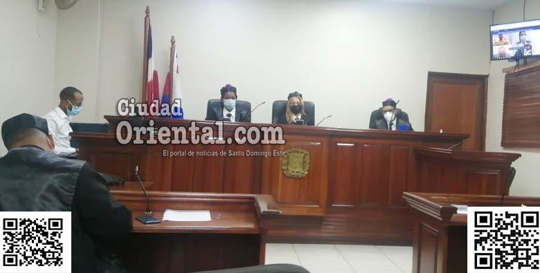 Primer Tribunal Colegiado de la provincia Sto. Dgo.