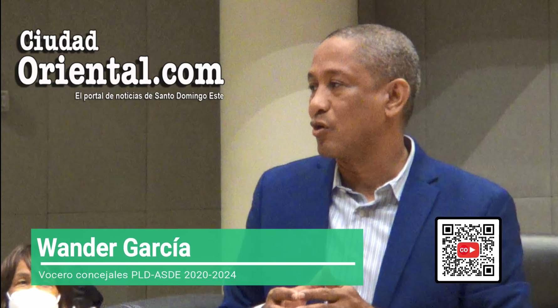 Wander García