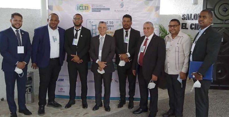 Comitiva dominicana en México