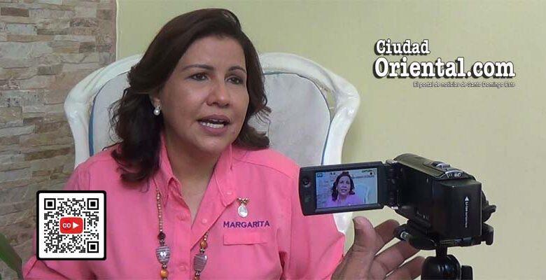 Margarita Cedeño, ex Vice preisdenta de RD y miembro del Comité Político del PLD