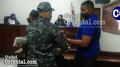 Miguel Ángel Paulino Reynoso, puesto en custodia.