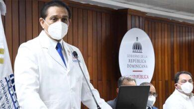 Ejecutivos del gabinete de salud de RD