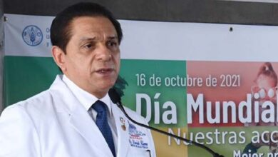 Ministro de Salud, Daniel Rivera
